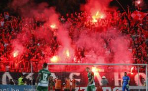 ЦСКА предупреден за лишаване от домакинство