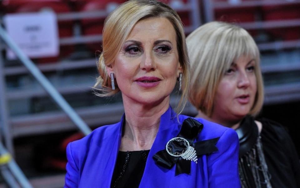 Раева: Много дълги години ЦСКА беше водещ клуб в художествената гимнастика