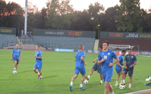 Дунав се готви за тежък мач срещу Берое