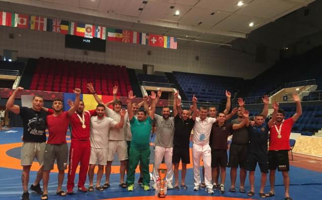 Националния отбор по борба<strong> източник: bul-wrestling.org</strong>