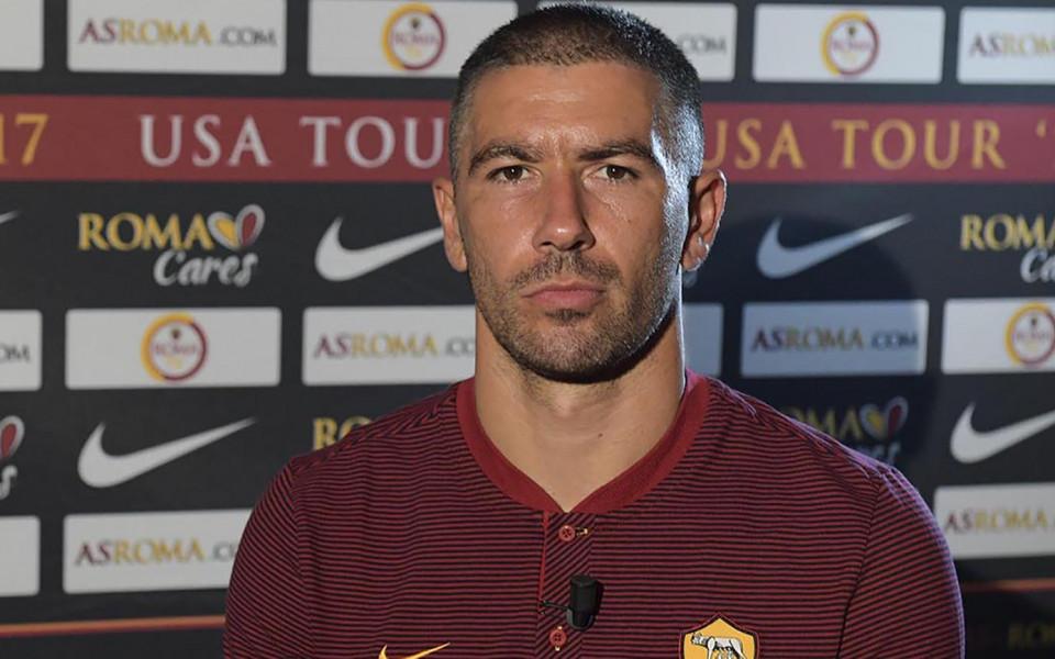 Защитник на Рома: Искам да завърша кариерата си в чужбина