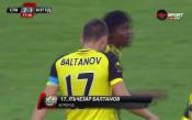 Резерва изведе Ботев отново напред срещу Славия