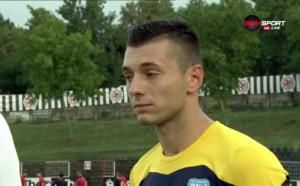 Михаел Орачев: Дано баща ми се гордее от гола, който вкарах