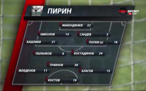 Септември спечели първа победа през сезона в Благоевград