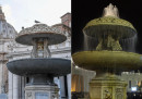 Рим пресъхва - вижте Вечния град преди и след жегите