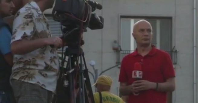 Журналистът от БНТ Иво Никодимов вече е изписан от Военномедицинска