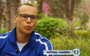 Антъни Иванов пред Trans World Sport: Искам да бъда световен и олимпийски шампион