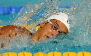 Александър Николов в Топ 50 на 100 м свободен стил