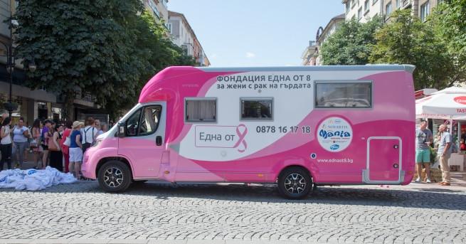 Фондация Нана Гладуиш – Една от 8 представи официално мобилния