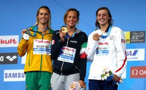Пелегрини детронира Ледецки на 200 метра свободен стил