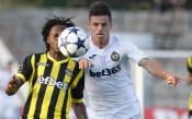 Влади Узунов триумфира с Гола на 2-я кръг в Първа лига