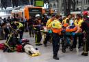 Жена оцелява като по чудо в три атентата