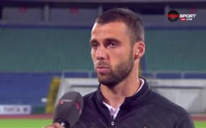 Димитров: Имам договор до зимата, можеше да бием с повече