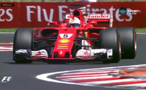 Доминация на Ферари преди квалификацията