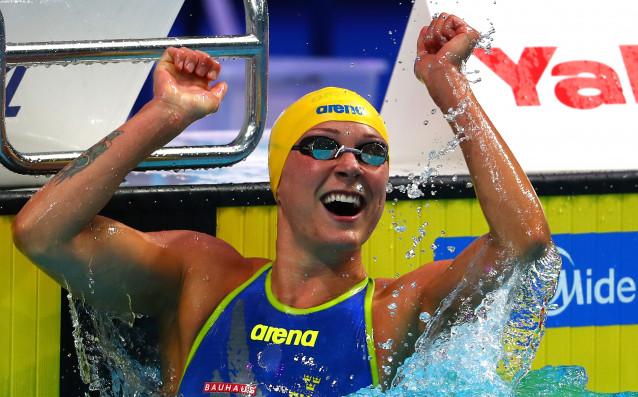 Сара Шьострьом<strong> източник: Gulliver/Getty Images</strong>