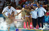 Хърватия спечели световната титла по водна топка<strong> източник: Gulliver/GettyImages</strong>