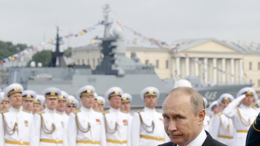 Путин гони дипломати от САЩ, но иска сътрудничество
