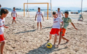 Пет отбора ще участват в детски турнир по плажен футбол в Шкорпиловци