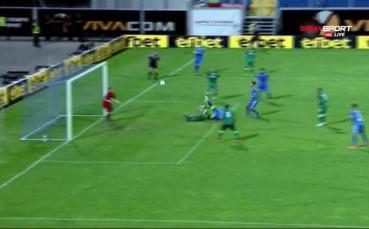 Как Левски успя да стигне до първата си победа за сезона?