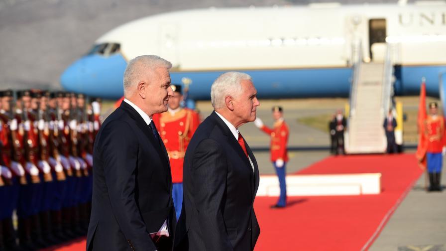 Дипломатически гаф на САЩ в Черна гора