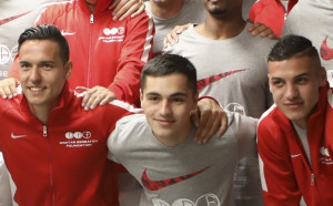 Два гола и две асистенции на Ияд Хамуд за 16-годишните на Шефилд Уензди
