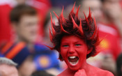 Манчестър Юнайтед - Сампдория 2:1<strong> източник: Gulliver/GettyImages</strong>