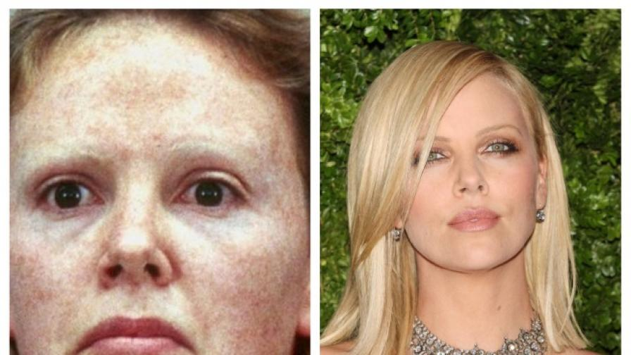 Красиви актриси, изиграли грозни жени във филми