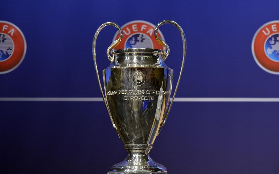 Крайни резултати и класирания в Шампионска лига