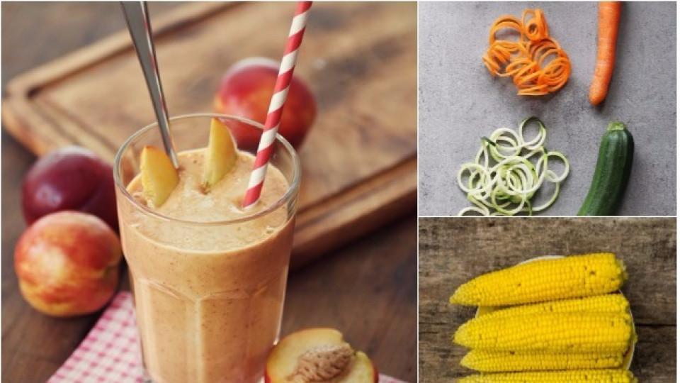 Летни леки вкусотии: 2 рецепти за шейк и салата