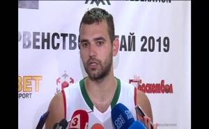 Павел Маринов: Няма да имаме проблеми с класирането напред