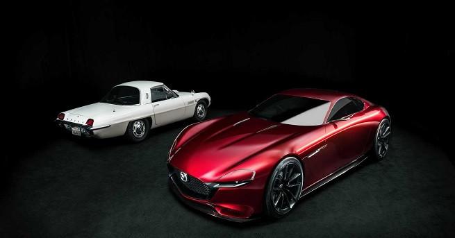 Mazda често прави нещата различно от повечето си конкуренти. Достатъчно