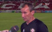 Стамен Белчев: Доволен съм, но трябва да работим още