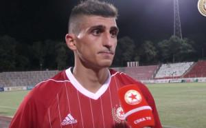Защитник отпадна от групата на ЦСКА за мача с Витоша