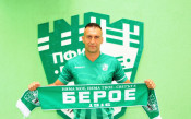 Камбуров готов да дебютира за Берое срещу Ботев
