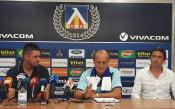 Делио Роси: Ще направя Левски отбор на високо ниво