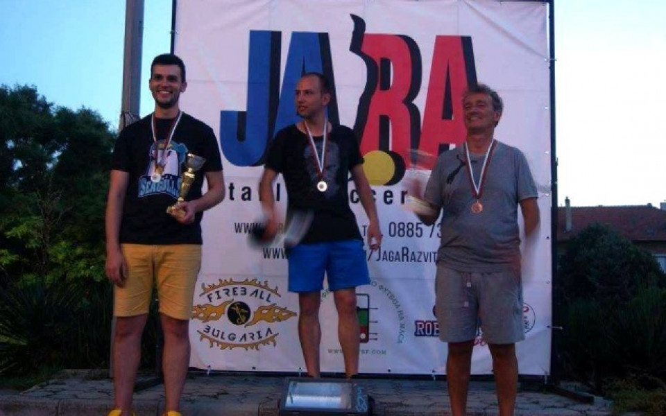 Нови български успехи в джагите, този път във Варна