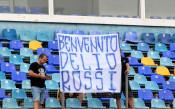 Първата тренировка на Делио Роси начело на Левски в снимки