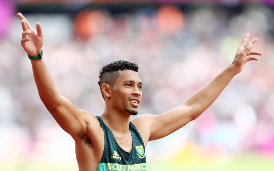 Ван Нийкерк спечели втората си  световна титла на 400 метра