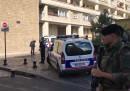 Полицията е блокирала района на нападението