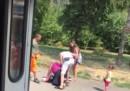 """Мъж блъскал и обиждал възрастна жена в столичния квартал """"Люлин"""""""