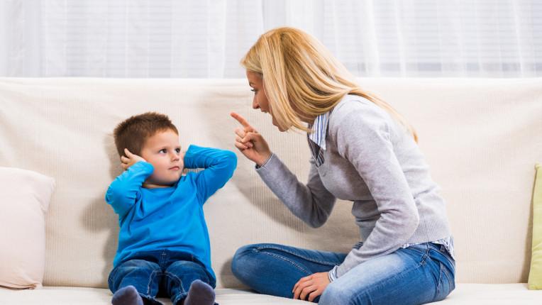 Най-умното и правилно наказание за деца