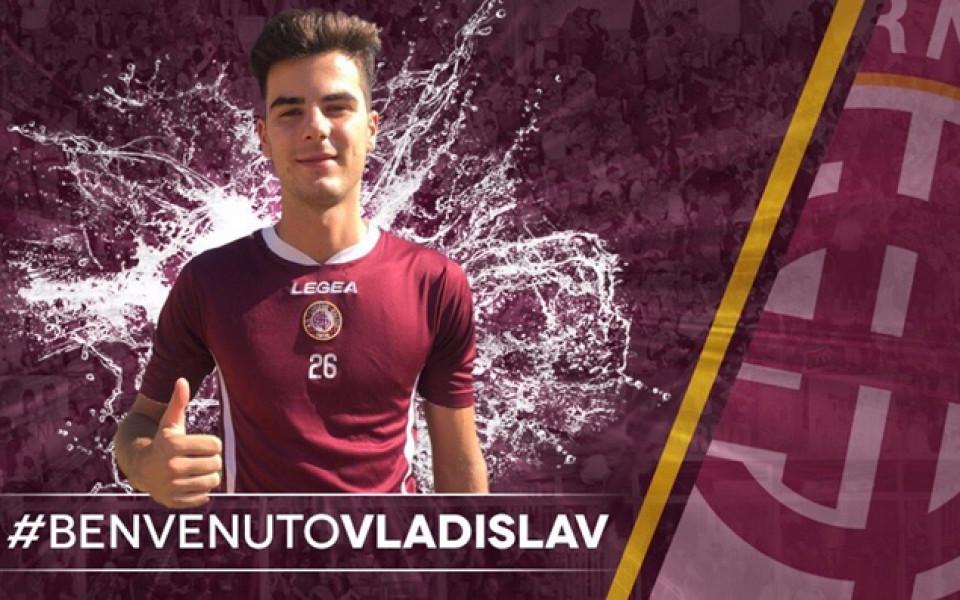 Ливорно обяви официално договора с Владислав Жиков