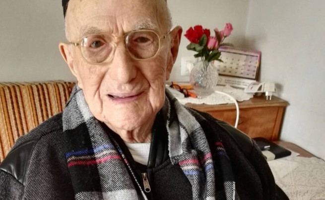 Най-възрастният човек в света почина на 113 години