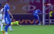 Груба грешка на Антонов, Буш вкара втори за Левски