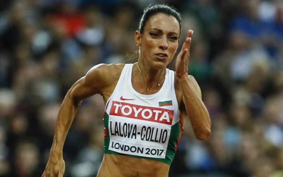 Ивет Лалова откри сезона с победа на 100 метра  в Мерсин