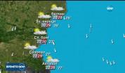 Прогноза за времето (15.08.2017 - обедна емисия)
