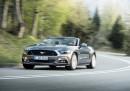 Обяздваме Ford Mustang Cabriolet 5.0 V8 (тест драйв)