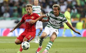 10 от Стяуа устискаха хикс в Лисабон срещу Спортинг