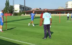 Делио Роси прави двуразови тренировки в Левски