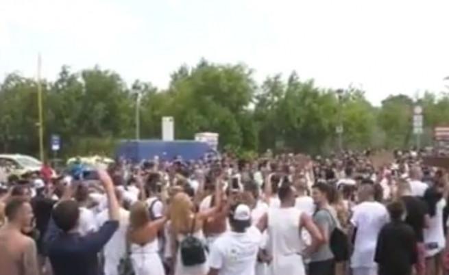 Стотици на бунт в Слънчев бряг, Симеонов: Това са мутрите